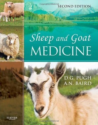 Sheep and Goat Medicine, 2e  by  D.G. Pugh