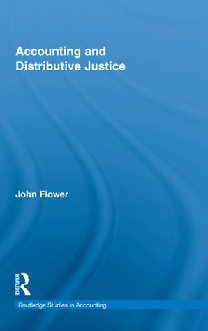 Accounting and Justice  by  John Flower
