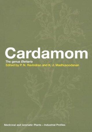 Cardamom K.J. Madhusoodanan