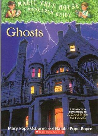 Ghosts Mary Pope Osborne