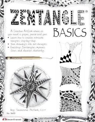 Zentangle Basics #3450 Suzanne McNeill