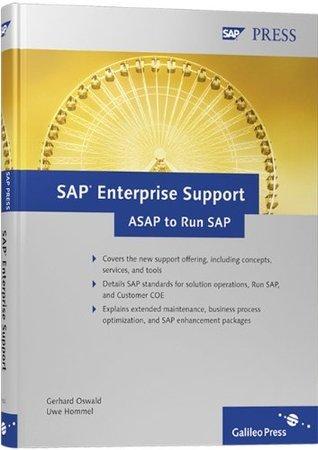SAP Enterprise Support - ASAP to Run SAP  by  Gerhard Oswald