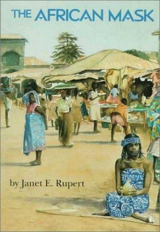 African Mask CL Janet E. Rupert