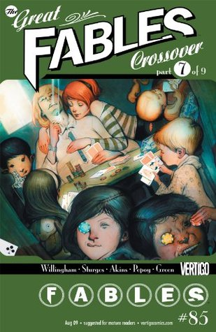 Fables #85 Bill Willingham