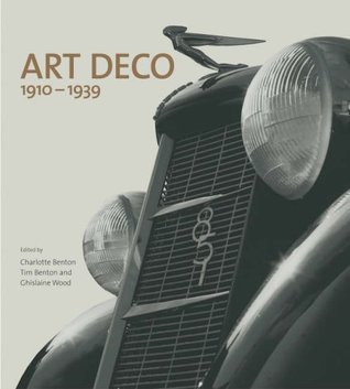 Art Deco 1910-1939  by  Charlotte Benton