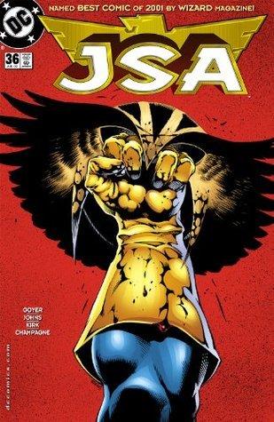 Jsa (1999 2006) #36 David S. Goyer