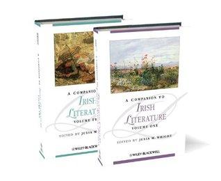 A Companion to Irish Literature, 2 Volume Set Julia M. Wright