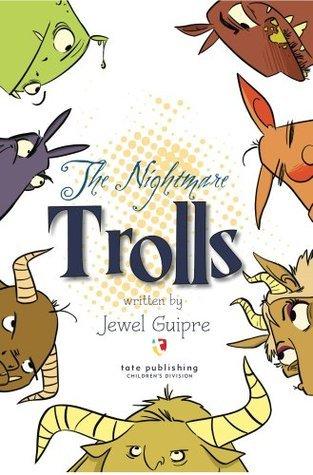 The Nightmare Trolls Jewel Guipre