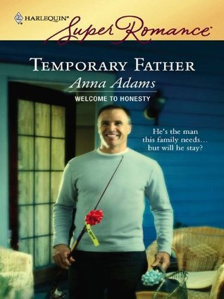 Temporary Father  by  Anna Adams