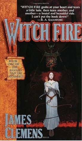 Witch Fire/ Witch Storm  by  James Clemens