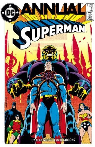 Superman Annual #11  by  Alan Moore
