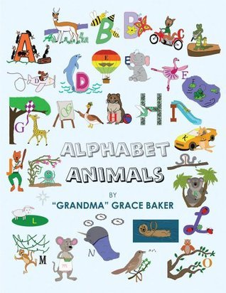 Alphabet Animals Grandma Grace Baker