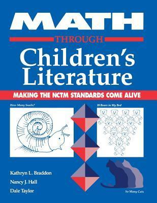 Math Through Childrens Literature  by  Kathryn L. Braddon