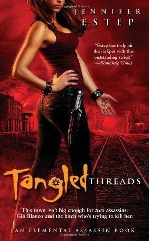 Tangled Threads Jennifer Estep