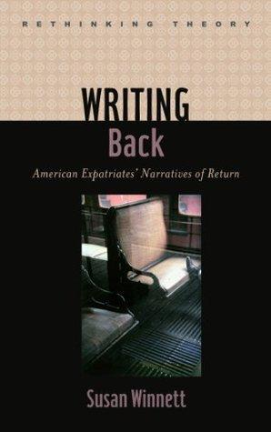 Writing Back Susan Winnett