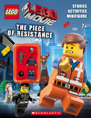 The Piece of Resistance: Activity Book with Minifigure  by  Scholastic Inc.