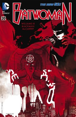 Batwoman (2011- ) #20  by  J.H. Williams III