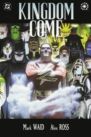Kingdom Come #3 Mark Waid