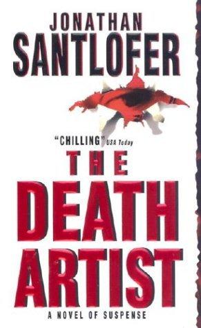 The Death Artist (Kate McKinnon, #1) Jonathan Santlofer