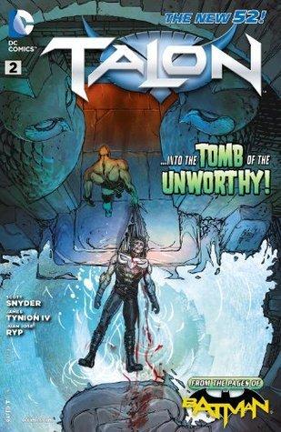 Talon (2012- ) #2 Scott Snyder