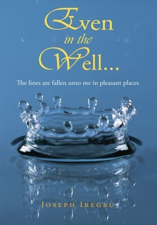 Even in the Well...:The lines are fallen unto me in pleasant places.  by  Joseph Iregbu