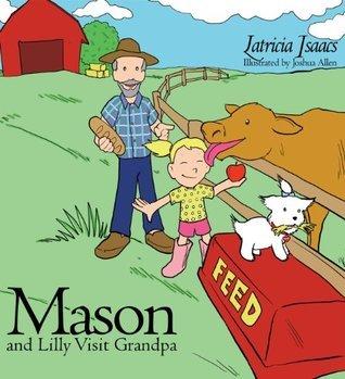 Mason and Lilly Visit Grandpa Latricia Isaacs