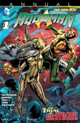 Aquaman (2011- ) Annual #1 John Ostrander