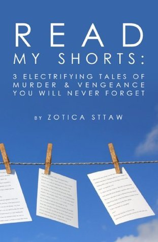 Read My Shorts Zotica Sttaw