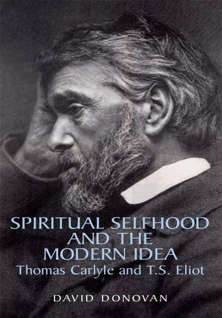 Spiritual Selfhood and the Modern Idea David Donovan