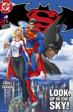 Superman/Batman #9 Jeph Loeb