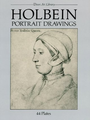 Holbein Portrait Drawings Hans Holbein