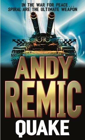 Quake (Spiral #2) Andy Remic