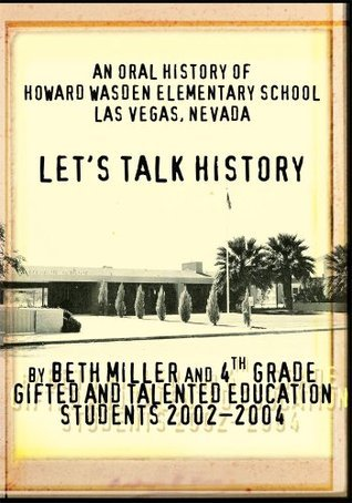 Lets Talk History  by  Beth Miller
