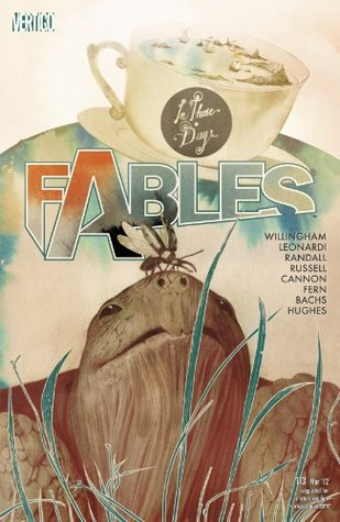 Fables #113  by  Bill Willingham