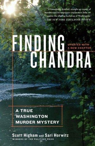 Finding Chandra  by  Scott Higham