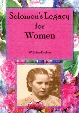 Solomons Legacy For Women Willodine Hopkins