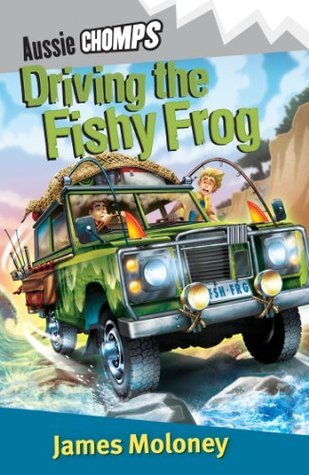 Driving the Fishy Frog: : Aussie Chomp James Moloney