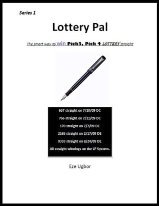 Lottery Pal (Lottery Pal Series)  by  Eze Ugbor