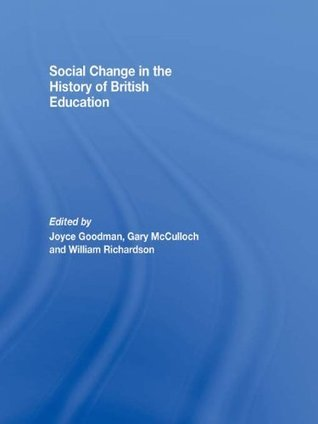 Social Change In The History Of Bri Joyce Goodman