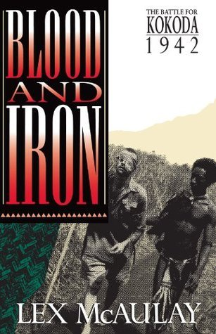 Blood and Iron  by  Lex McAulay