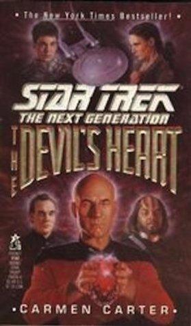 Devils Heart Carmen Carter