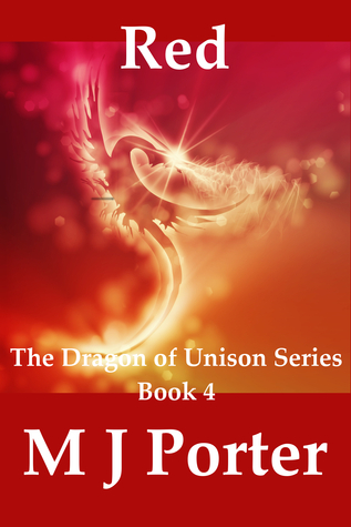 Red (The Dragon of Unison # 4)  by  M.J.  Porter