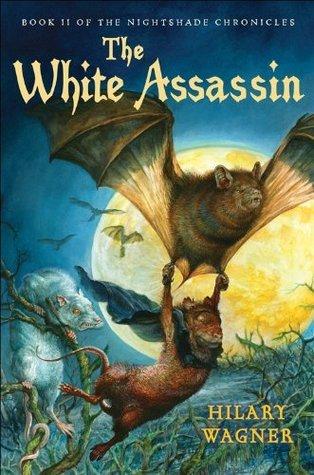 The White Assassin Hilary Wagner
