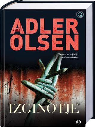 Izginotje (Oddelek Q, #3)  by  Jussi Adler-Olsen
