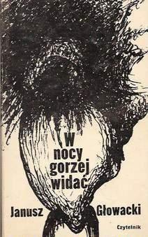 W nocy gorzej widać Janusz Głowacki