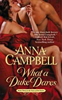 What a Duke Dares (Sons of Sin, #3)