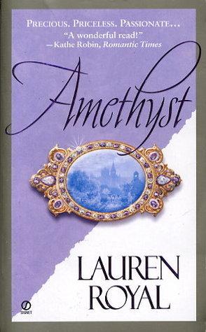 Amethyst (Jewel, #1) Lauren Royal