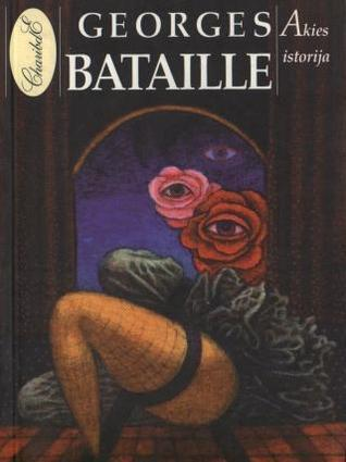 Akies istorija  by  Georges Bataille
