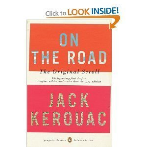 On the Road: The Original Scroll (Penguin Classics Deluxe Edition) [Paperback] Jack Kerouac