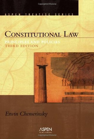 Federal Jurisdiction (Aspen Student Treatise Series)  by  Erwin Chemerinsky